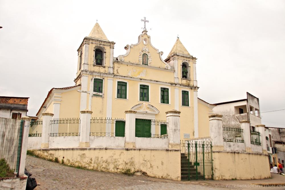 igreja santo amaro bahia