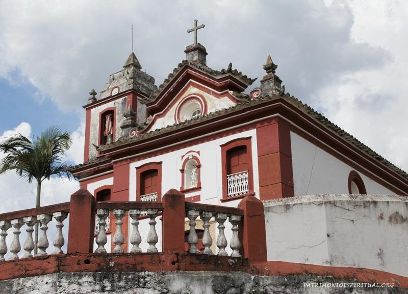 Igreja de Nossa Senhora do Rosário dos Pretos - Prados - MG