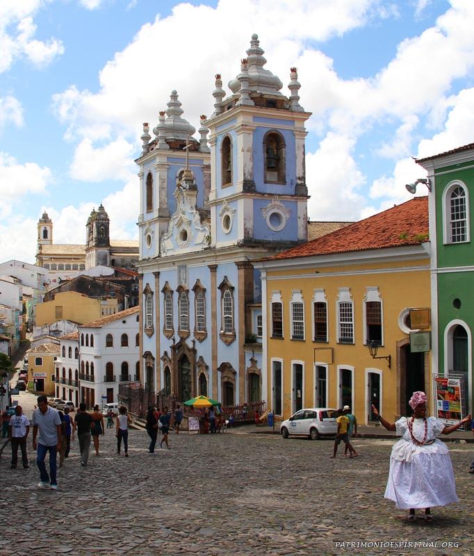 Igreja da Irmandade de Nossa Senhora do Rosário dos Pretos - Salvador (BA)