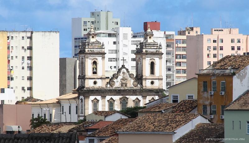Igreja de Santana em Salvador, atualmente