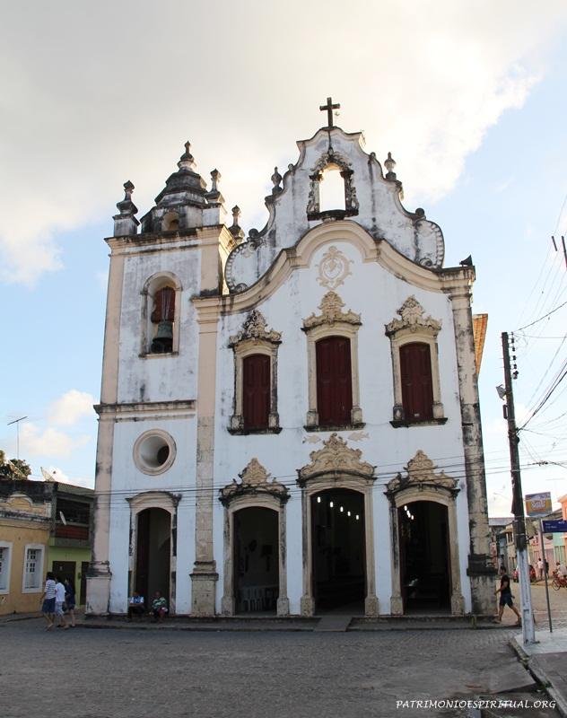 Igreja de Nossa Senhora do Rosário dos Pretos - Goiana - PE