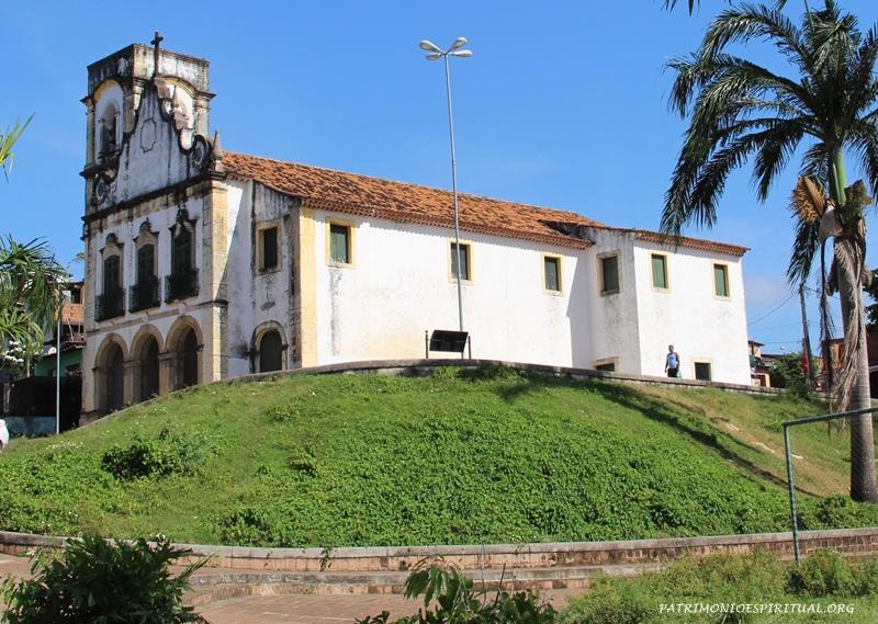 Igreja da Irmandade de Nossa Senhora do Rosário dos Pretos - Olinda (PE)