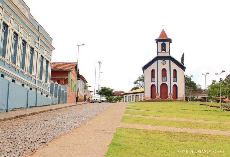 Capela de Nossa Senhora do Rosário dos Pretos - Santa Bárbara - MG