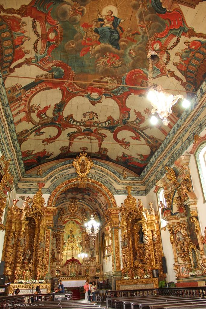 matriz santo antonio santa barbara