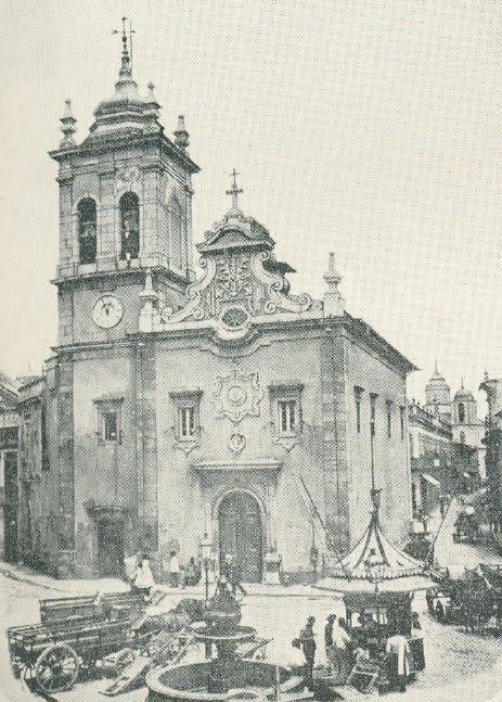 igreja-de-santa-rita-rj 1908