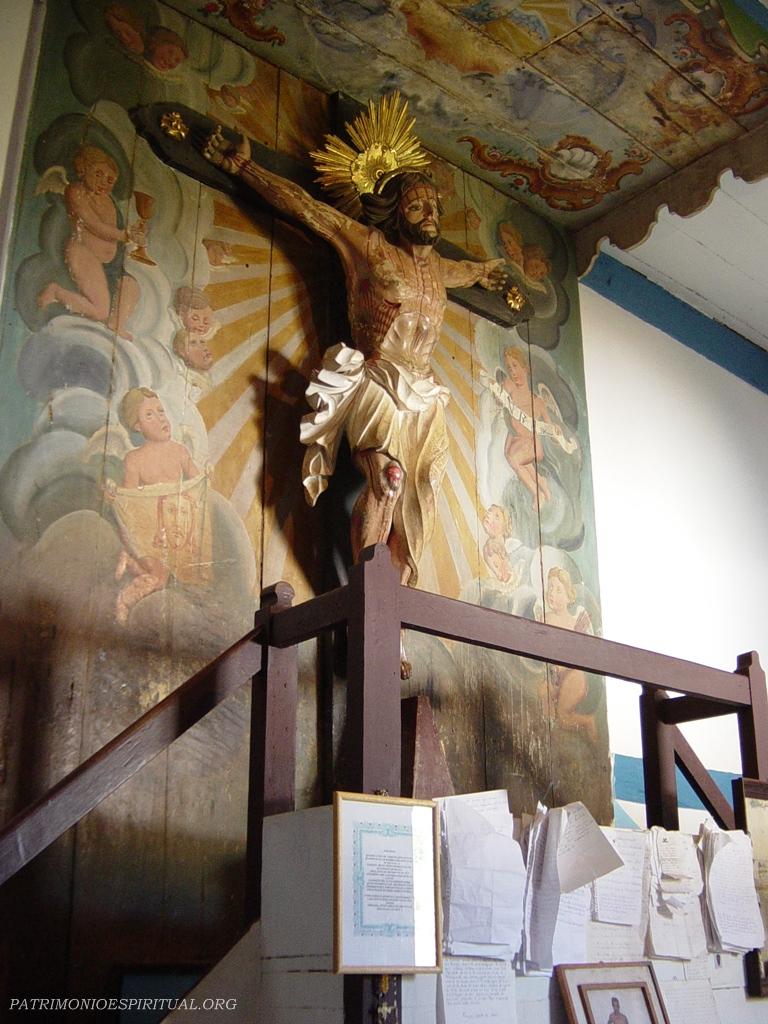 crucifixo milagroso