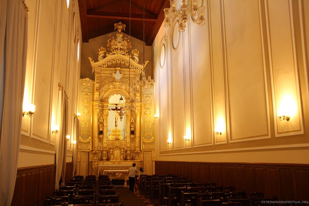 capela do santíssimo sacramento catedral de campanha mg