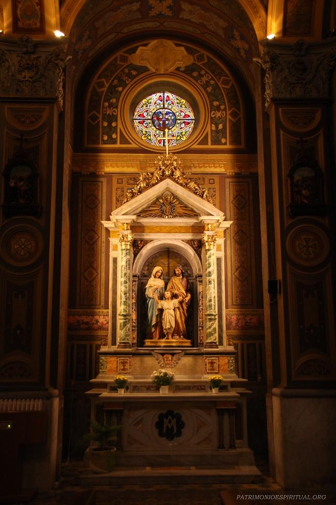 sagrada família igreja imaculado coração sp