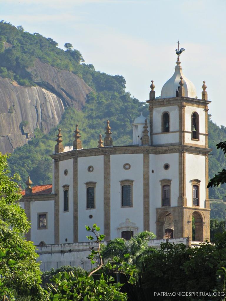 beautiful church outeiro da glória rio de janeiro