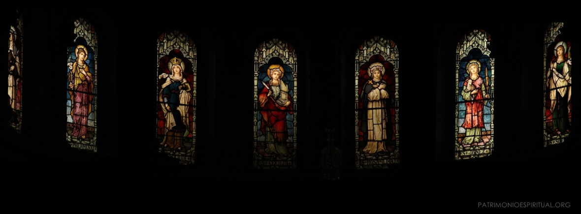 vitrais-igreja-santa-cecilia-sp