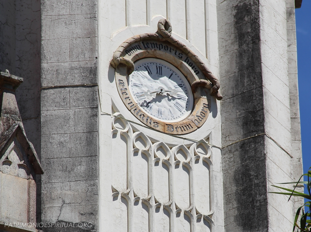 relógio caraça