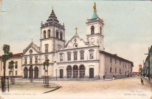 Igrejadocarmo19071