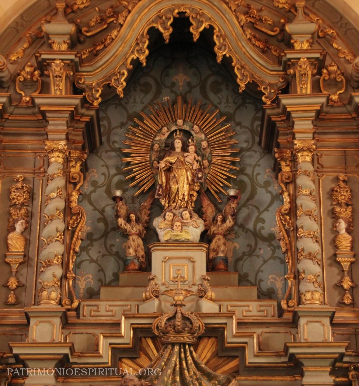 basílica carmo bela vista são paulo