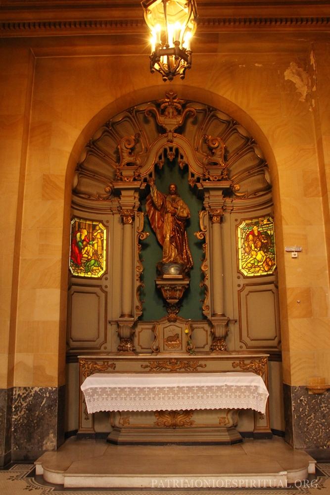 basílica carmo são paulo