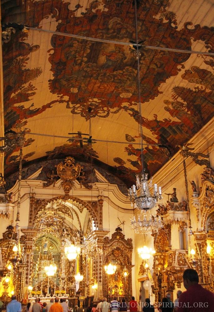 catedral pilar são_joao_del_rei barroco_mineiro