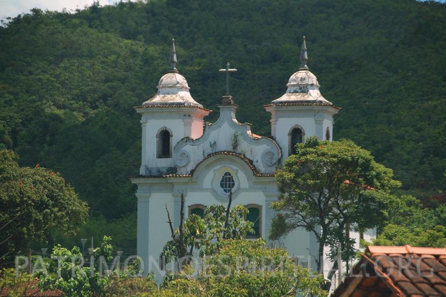 igreja rosário sumidouro padre viegas