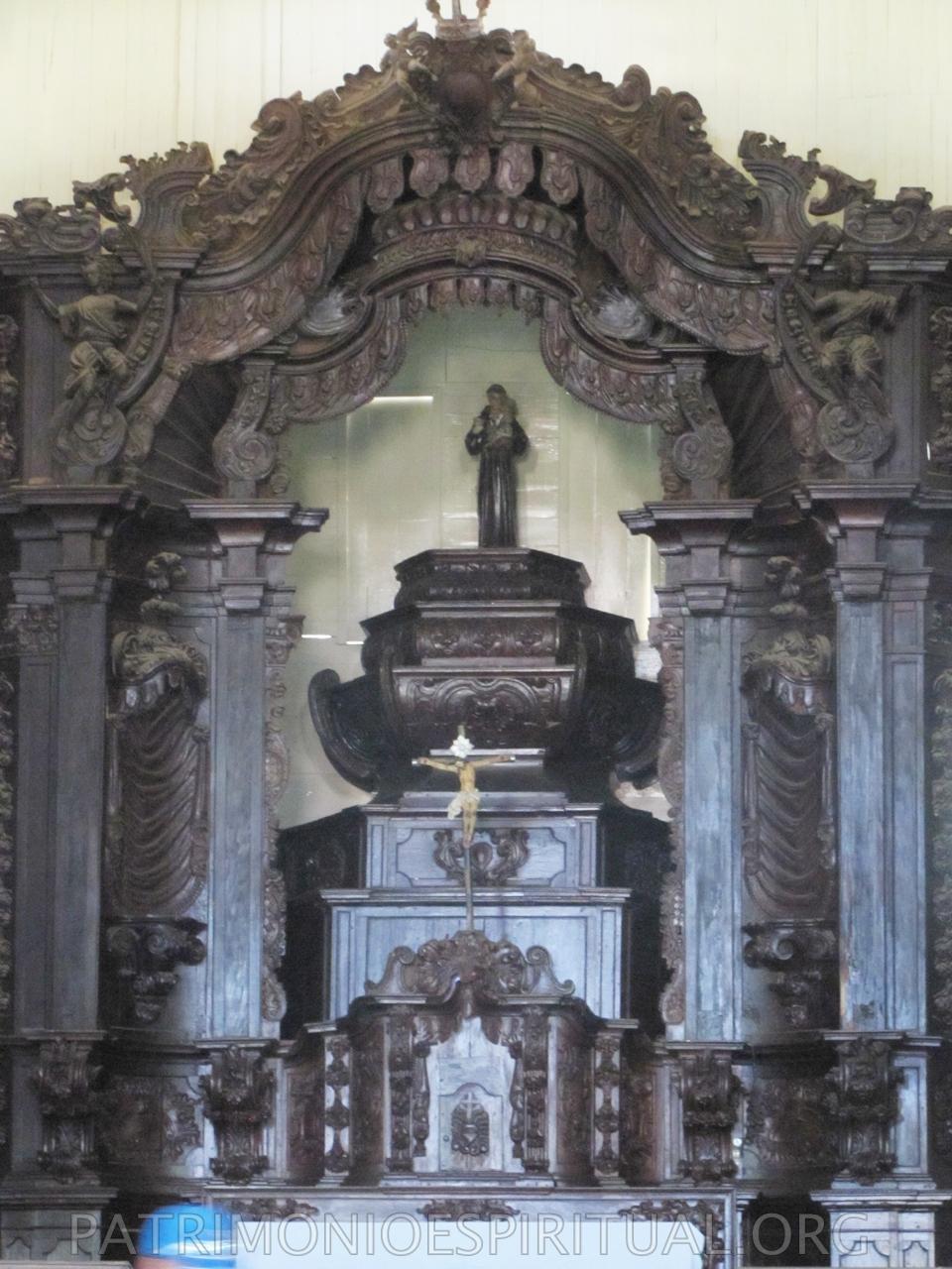 matriz altar paracatu