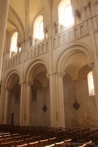 Abadia de La Trinité, Caen