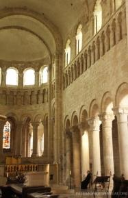 Abadia de St. Benoit-sur-Loire, França