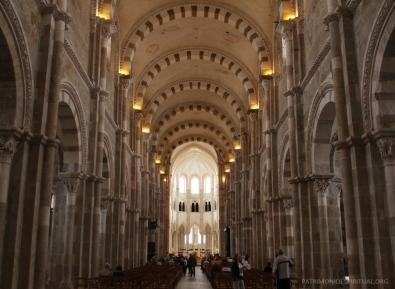 Abadia de Sta. Maria Madalena, Vezelay