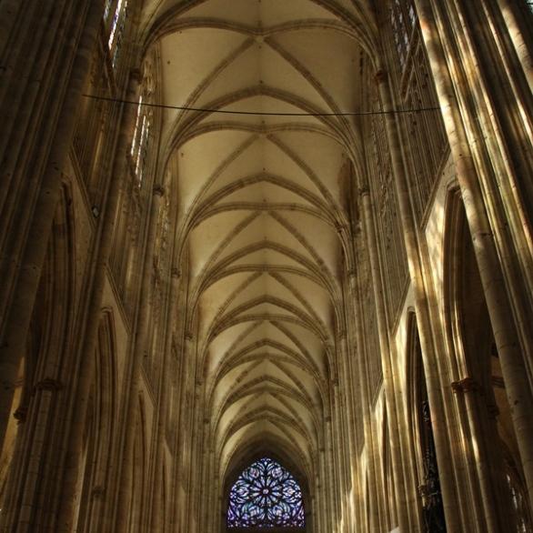 Abadia de St. Ouen, Rouen, França