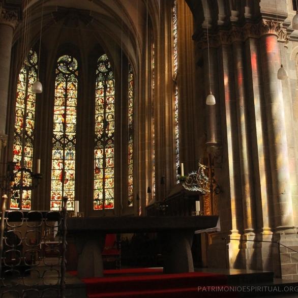 Igreja de St. Andreas, Colônia