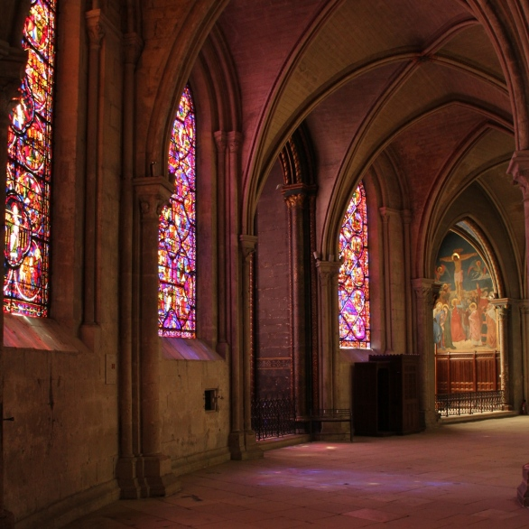 Catedral de Bourges, França