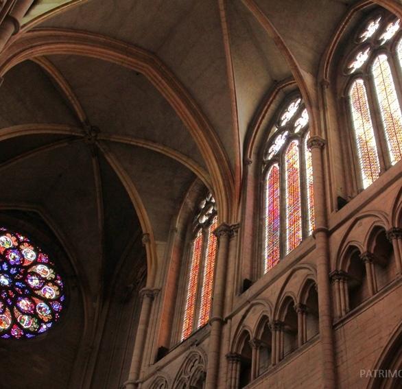 Catedral de Lyon, França